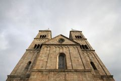 Καθεδρικός ναός Viborg στη Δανία Στοκ Εικόνες