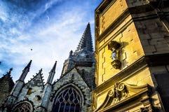 Καθεδρικός ναός Vitre Στοκ Εικόνες