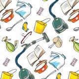 Καθημερινά αντικείμενα σχεδίων απεικόνιση αποθεμάτων