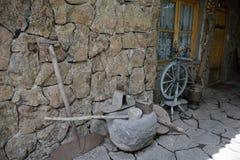Καθημερινά παλαιά εργαλεία Στοκ Φωτογραφίες