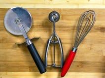 Καθημερινά στοιχεία κουζινών στοκ φωτογραφίες