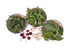 Καθημερινά χρήσιμος για την υγιεινή διατροφή Στοκ Εικόνες