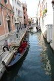 Καθημερινή ζωή στη Βενετία Στοκ φωτογραφία με δικαίωμα ελεύθερης χρήσης