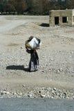 Καθημερινή ζωή του Αφγανιστάν Στοκ Φωτογραφίες