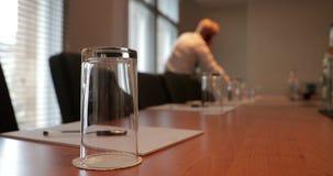 Καθιέρωση για τη συνεδρίαση απόθεμα βίντεο