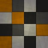 Καθιερώνοντα τη μόδα τετράγωνα Στοκ Φωτογραφίες