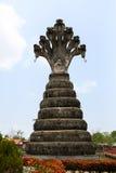 Καθισμένο άγαλμα Στοκ Εικόνα