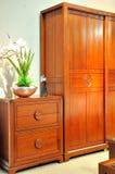 καθιστικό επίπλων ξύλινο Στοκ φωτογραφία με δικαίωμα ελεύθερης χρήσης