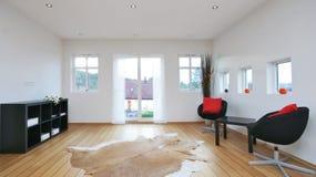 καθιστικό Στοκ φωτογραφίες με δικαίωμα ελεύθερης χρήσης