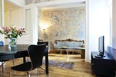 Καθιστικό Στοκ εικόνα με δικαίωμα ελεύθερης χρήσης