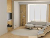 καθιστικό Στοκ εικόνες με δικαίωμα ελεύθερης χρήσης