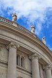 καθολικές στήλες καθε Στοκ φωτογραφία με δικαίωμα ελεύθερης χρήσης