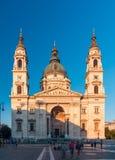 Καθολική εκκλησία βασιλικών του ST Stephen ` s Στοκ Φωτογραφία