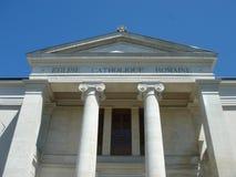 καθολική εκκλησία Ρωμαί& Στοκ εικόνες με δικαίωμα ελεύθερης χρήσης