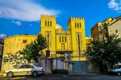 Καθολική εκκλησία της Τεχεράνης στοκ φωτογραφίες