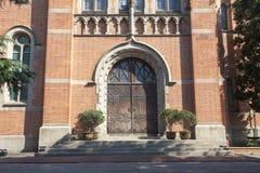 Καθολική εκκλησία Sheshan, Σαγκάη Στοκ εικόνες με δικαίωμα ελεύθερης χρήσης