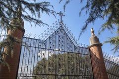 Καθολική εκκλησία Sheshan, Σαγκάη Στοκ Φωτογραφίες
