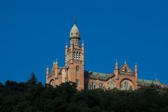 Καθολική εκκλησία Sheshan, Σαγκάη Στοκ Εικόνες