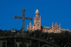 Καθολική εκκλησία Sheshan, Σαγκάη Στοκ Εικόνα