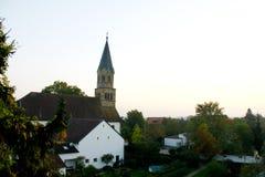 Καθολική λατρεία εκκλησιών στοκ εικόνα με δικαίωμα ελεύθερης χρήσης