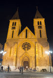 Καθολικός καθεδρικός ναός Στοκ Εικόνες