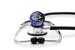 καθολικό υγείας προσοχής Στοκ Εικόνα