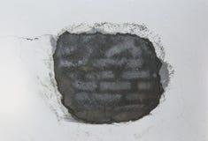 Καθορίζοντας συγκεκριμένο ραγισμένο βρώμικο υπόβαθρο κατασκευής τοίχων Στοκ φωτογραφίες με δικαίωμα ελεύθερης χρήσης
