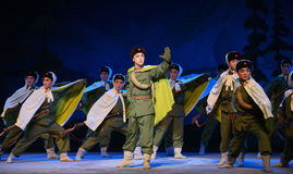 """Καθορίστε στη """"Taking τίγρη Montain οπερών πάλη-Πεκίνο από Strategy† Στοκ Εικόνες"""