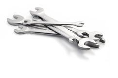 καθορισμένα γαλλικά κλειδιά Στοκ εικόνα με δικαίωμα ελεύθερης χρήσης