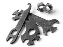 καθορισμένα εργαλεία Στοκ Φωτογραφίες
