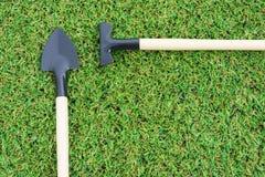 Καθορισμένα εργαλεία κηπουρικής Στοκ εικόνες με δικαίωμα ελεύθερης χρήσης
