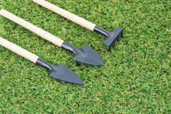 Καθορισμένα εργαλεία κηπουρικής Στοκ Εικόνες
