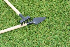 Καθορισμένα εργαλεία κηπουρικής Στοκ φωτογραφία με δικαίωμα ελεύθερης χρήσης