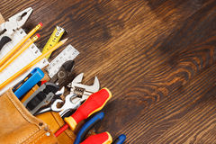 καθορισμένα εργαλεία κ&alp Στοκ Εικόνες