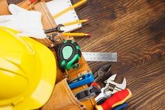 καθορισμένα εργαλεία κ&alp Στοκ Φωτογραφίες