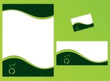 καθορισμένα χαρτικά απεικόνιση αποθεμάτων
