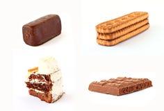 καθορισμένα sweetnesses Στοκ φωτογραφία με δικαίωμα ελεύθερης χρήσης