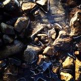 καθορισμένη πέτρα Στοκ εικόνες με δικαίωμα ελεύθερης χρήσης