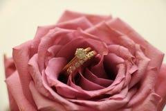 καθορισμένος γάμος Στοκ φωτογραφία με δικαίωμα ελεύθερης χρήσης