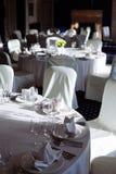 καθορισμένος επιτραπέζιος γάμος συμβαλλόμενων μερών γεγονότος Στοκ Εικόνα
