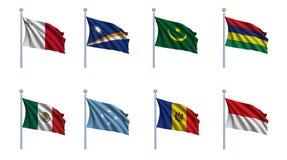 καθορισμένος κόσμος 15 ση&mu ελεύθερη απεικόνιση δικαιώματος