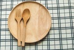 καθορισμένος πίνακας ξύλ&io Στοκ εικόνα με δικαίωμα ελεύθερης χρήσης