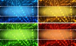 καθορισμένο διάνυσμα αν&alpha Στοκ Φωτογραφίες
