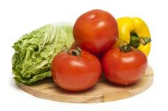 καθορισμένο λαχανικό Στοκ Φωτογραφίες