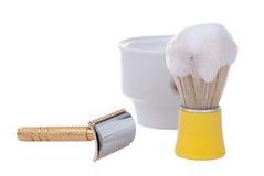 καθορισμένο ξύρισμα Στοκ εικόνες με δικαίωμα ελεύθερης χρήσης