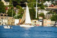 Καθορισμένο πανί Στοκ φωτογραφίες με δικαίωμα ελεύθερης χρήσης