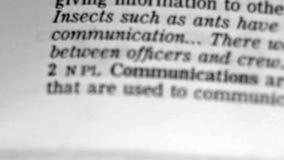Καθορισμός λεξικών - επικοινωνία φιλμ μικρού μήκους