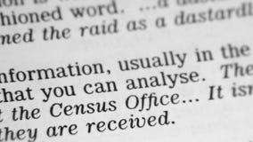 Καθορισμός λεξικών - στοιχεία. φιλμ μικρού μήκους
