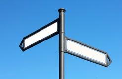 Καθοδηγήστε ενάντια στο μπλε ουρανό Στοκ Εικόνα