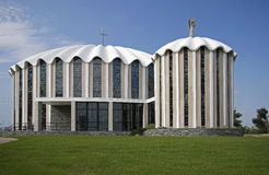 Καθολική εκκλησία Αγίου Micheal Στοκ φωτογραφία με δικαίωμα ελεύθερης χρήσης